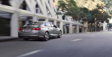 2016 Chevy Malibu Hybrid Fuel Efficiency Tops in Segment
