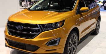 2016 Ford Edge Overview