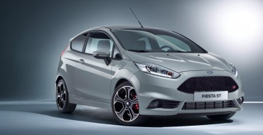 [PHOTOS] Get a Load of the 2016 Ford Fiesta ST200