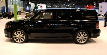 2016 Ford Flex Overview