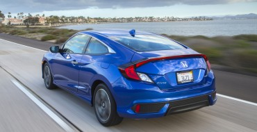 2016 Honda Civic Coupe On Sale March 15