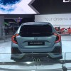 Honda Civic Hatchback Prototype Shows its Curves in New York [PHOTOS]
