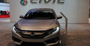 New Civic Powers Honda to Second Consecutive Monthly Sales Record