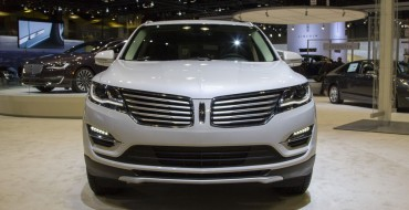 MKC, MKX Lead Lincoln to 20.2 Percent Sales Increase in April
