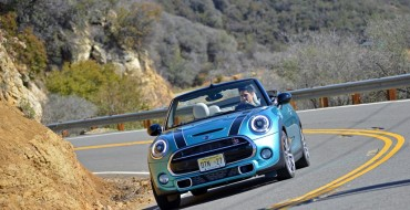 MINI Sales Make a Rebound in March, While BMW Makes Modest Gains