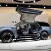 Polarizing Lincoln Navigator Concept Appearing at LA Auto Show