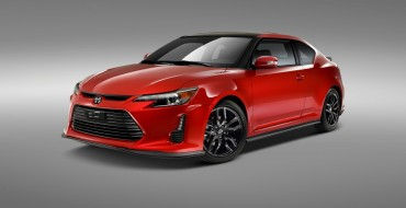 Scion to Display Last tC Release Series at New York Auto Show