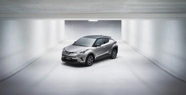 Toyota Reveals C-HR Hybrid Specs