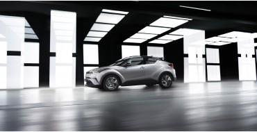 [PHOTOS] Toyota C-HR Production Model Revealed at Geneva Motor Show
