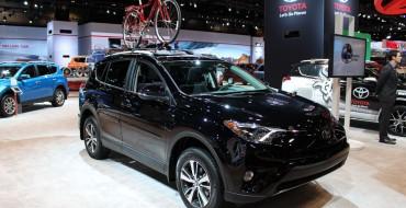 Toyota February Sales Up Thanks to New RAV4