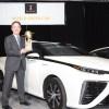 Hydrogen-Powered Toyota Mirai Claims 2016 World Green Title
