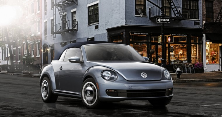 Hold On To Your Jeans: A Denim VW Beetle Is Coming