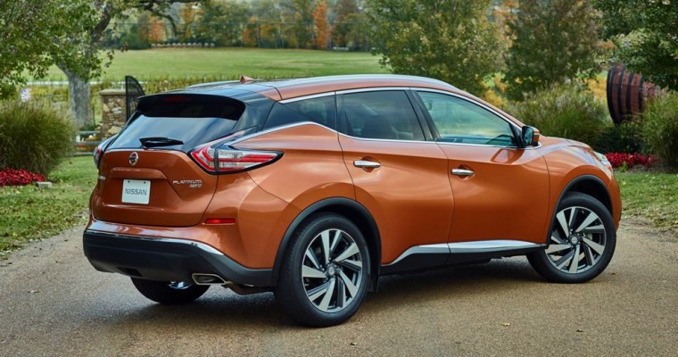 The Three Generations of the Nissan Murano Mid-Size Crossover