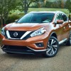 2016 Nissan Murano Overview