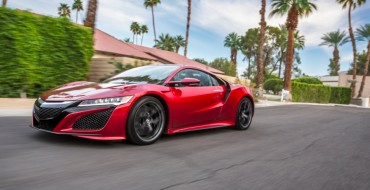 2017 Acura NSX Overview