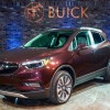 The 2017 Buick Encore Will Feature a Rejuvenated Exterior Design and New Tech Features [PHOTOS]