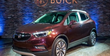2017 Buick Encore Leading Growth in Auto Industry's Most Popular Segment