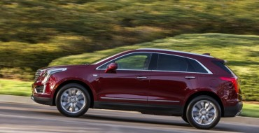Four-Cylinder Version of the Cadillac XT5 Officially Launches in China