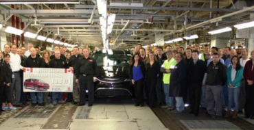 First-Ever 2017 Chrysler Pacifica Rolls Off Assembly Line