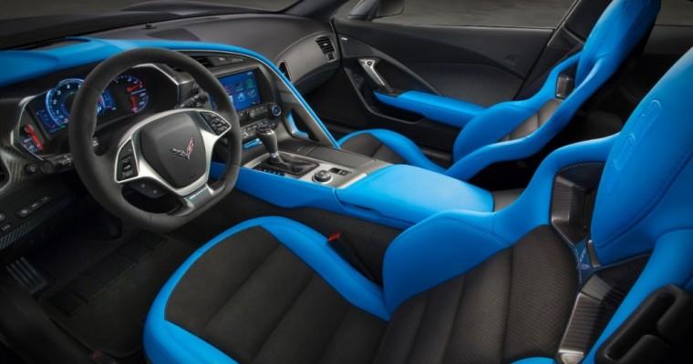 [PHOTOS] Chevy Reveals the Stylish 2017 Corvette Grand Sport