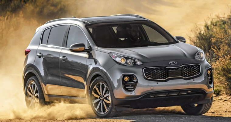 Autotrader Names Kia Sportage a 2017 Must Test Drive Vehicle
