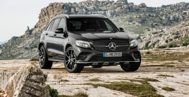 Mercedes Bringing AMG Version of GLC SUV to NY Auto Show
