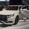 2017 Mitsubishi Outlander PHEV Debuts at 2016 New York International Auto Show