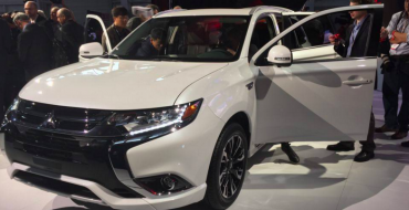 So Close, Yet So Far: 2017 Mitsubishi Outlander PHEV Delayed Once Again