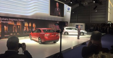 Could the 2017 Subaru Impreza Sedan Be a Game Changer for the Sedan Market?