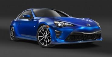 Toyota Renames Three Scion Models Ahead of NY Auto Show