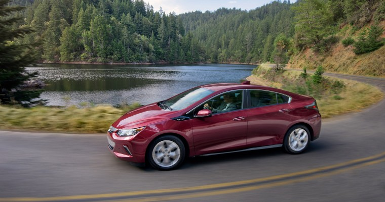 2017 Chevrolet Volt Overview