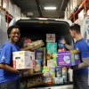 Ford Donates $100K, Diapers, Formula to Gleaners Community Food Bank