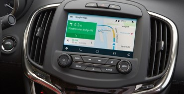 Android Users Can Finally Use Android Auto in '16 Buick LaCrosse and Regal
