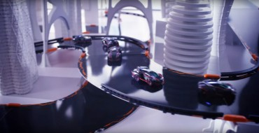 Hi-Tech, Robotic Racing Gets an Upgrade with Anki OVERDRIVE