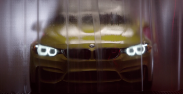 BMW M4 Trailer Blows Us All Away