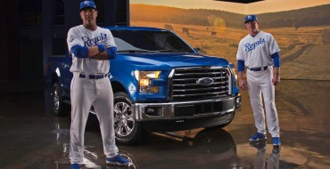 Ford Launches F-150 MVP Edition to Celebrate World Series Champ Royals