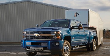 Chevrolet, Trailering Leaders Join Forces to Make Trailers Better