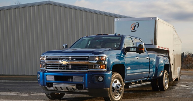 Trailering Camera System Now Available for 2014-2016 Chevy Silverados