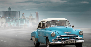 [PHOTOS] Obama's Cuban Visit Reintroduces Cuba's Classic Cars to the World
