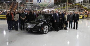 Man Who Bid $200,000 for the First Cadillac CT6 Finally Receives Car