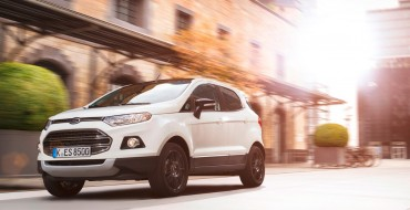 Ford Bringing EcoSport Production to Craiova Assembly in Romania