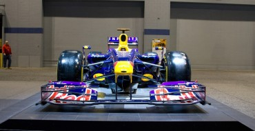 Infographic: Differences Between F1 Racecars and Standard Cars