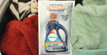 Febreze In-Wash Odor Eliminator Review