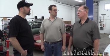 "Eric The Car Guy's ""Fixing it Forward"" Tackles 2003 Nissan Sentra"