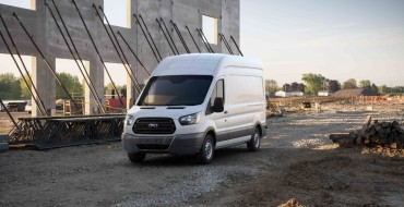 Vans Strong as Ford Sales Slide in August