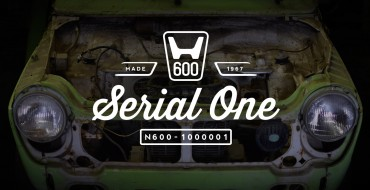 "After Six-Month Restoration, ""Serial One"" Honda N600 Finally Revealed [VIDEO]"