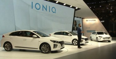 Should Toyota Be Concerned About the Hyundai IONIQ?