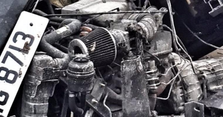 UPDATE: Former 'Top Gear' Host Jeremy Clarkson Unhurt Following Car Crash