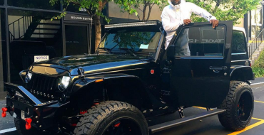 Kevin Hart's Custom Jeep Wrangler is the Car of your Dreams [PHOTOS]