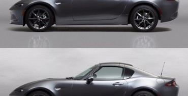 Mazda Reveals MX-5 Hardtop Ahead of New York Auto Show